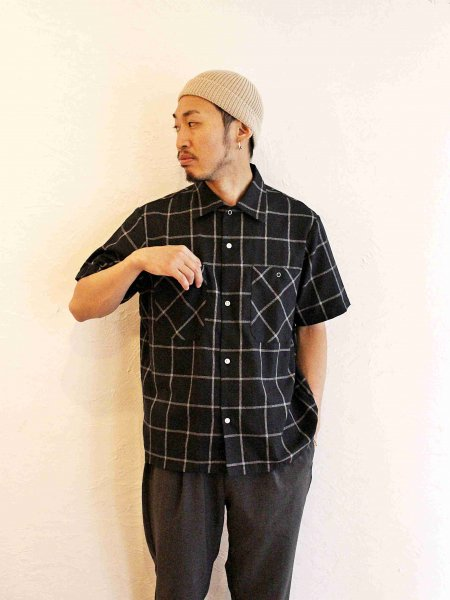 OPEN-A 【BLACK-CHECK】 / necessary or unnecessary