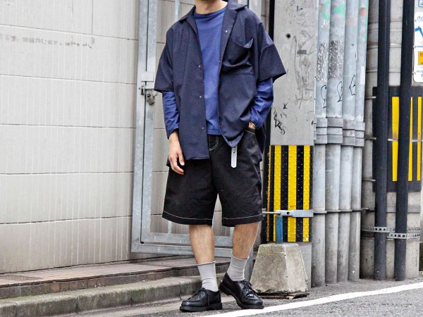 MSK SHORTS 【BLACK】 / ionoi