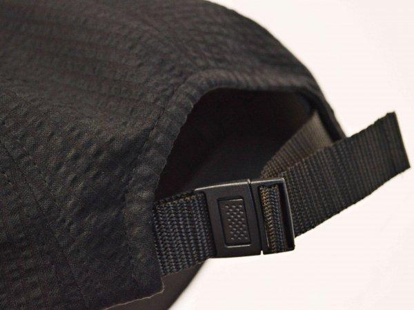 COOL MAX JET CAP 【BLACK】 / DISCE GAUDERE