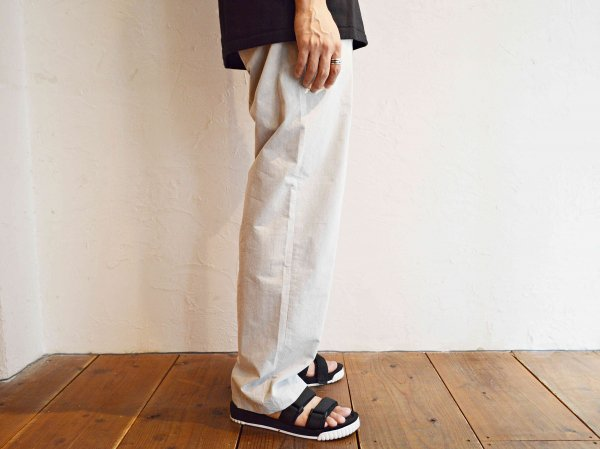 Wide Easy Pants 【GRAY】 / SPELLBOUND