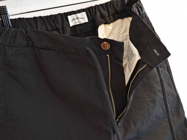 Wide Easy Pants 【BLACK】 / SPELLBOUND
