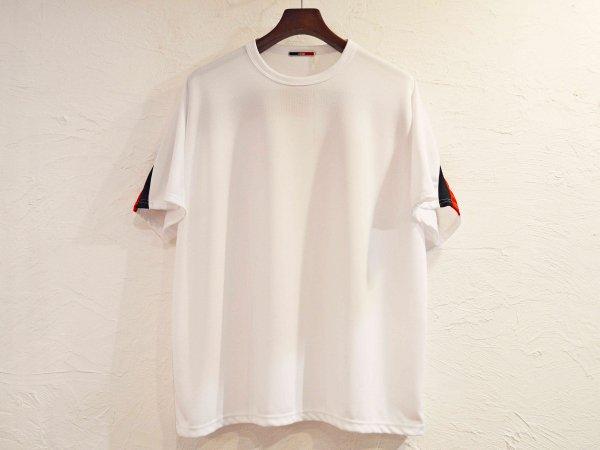 ORBIT TEE(JUPITER) 【WHITE】 / ionoi
