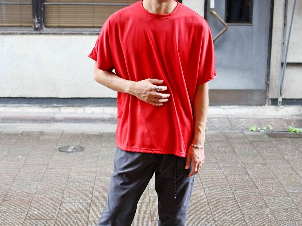 ORBIT TEE(JUPITER) 【RED】 / ionoi
