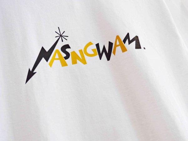 80'S LOGO TEE 【WHITE】 / Nasngwam. ナスングワム
