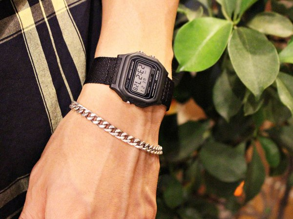 W-59 【BLACK】 / CASIO