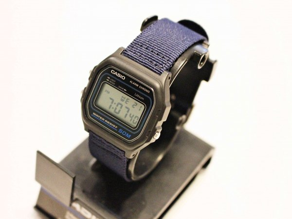 W-59 【NAVY】 / CASIO