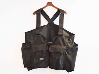 CORDURA GAME VEST SP 【BLACK】 / BATTLE LAKE
