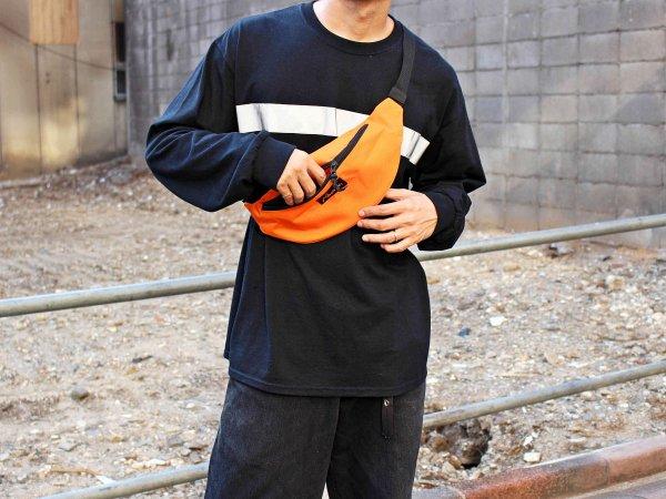 80's LOGO PORCH 【ORANGE】 / Nasngwam. ナスングワム