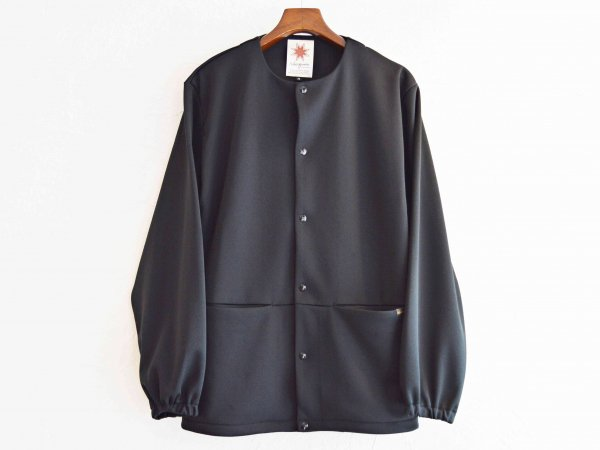 ASSIST JACKET 【BLACK】 / Nasngwam. ナスングワム