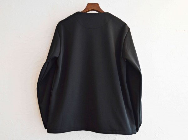 ASSIST JACKET 【BLACK】 / NASNGWAM<img class='new_mark_img2' src='//img.shop-pro.jp/img/new/icons1.gif' style='border:none;display:inline;margin:0px;padding:0px;width:auto;' />