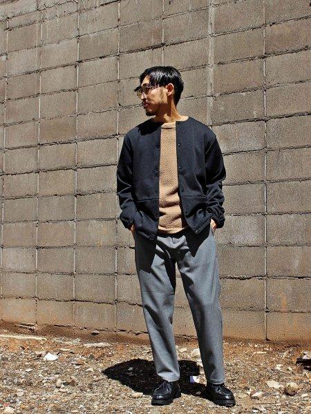 ASSIST JACKET 【BLACK】 / Nasngwam. ナスングワム