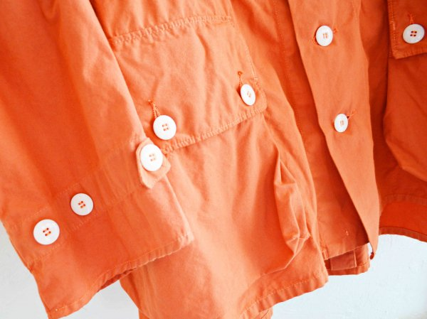 SWEDE COAT 【ORANGE】 / Nasngwam. ナスングワム