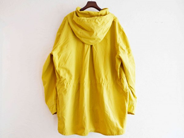 SWEDE COAT 【YELLOW】 / Nasngwam. ナスングワム