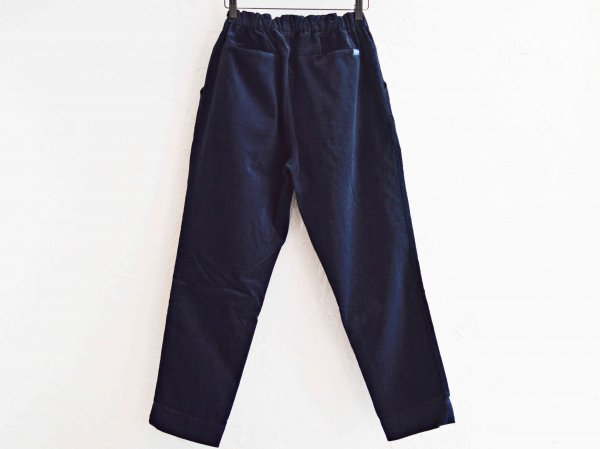 GALLIANO PANTS(CORDUROY) 【NAVY】 / NASNGWAM<img class='new_mark_img2' src='//img.shop-pro.jp/img/new/icons1.gif' style='border:none;display:inline;margin:0px;padding:0px;width:auto;' />