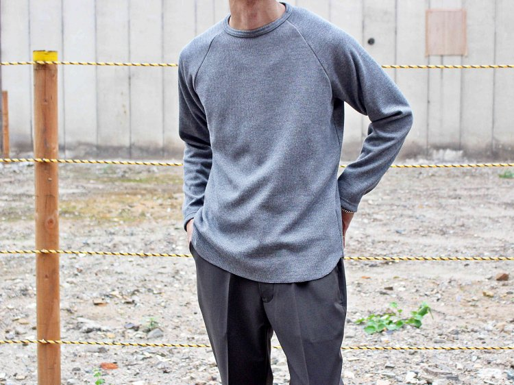 THERMAL BOMBER HEAT 【GRAY】 / SPINNER BAIT