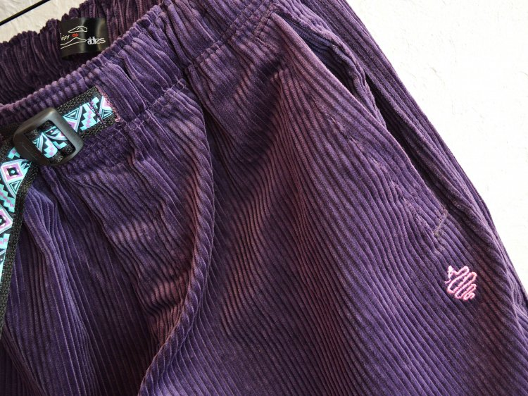 Thick Ridges PT 【PURPLE】 / ALDIES