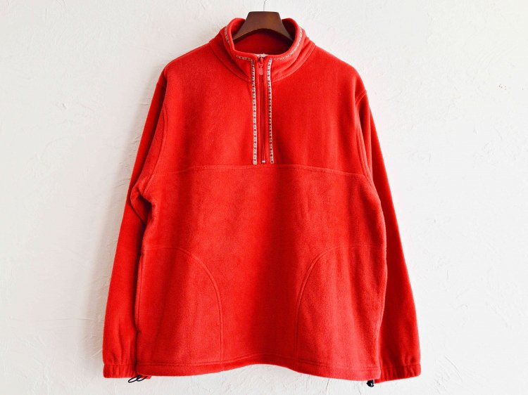 TIROLEAN ZIP FLEECE 【RED】 / Nasngwam. ナスングワム