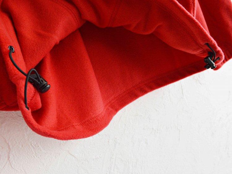 TIROLEAN ZIP FLEECE 【RED】 / Nasngwam. ナスングワム