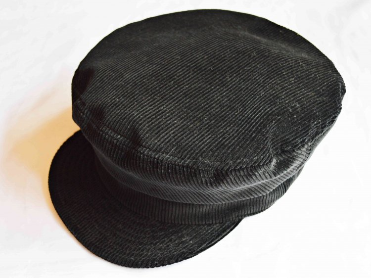 PETER CAP 【BLACK】 / NASNGAM