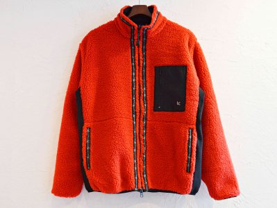 RETRO BOA FLEECE JACKET 【RED】 / LAST CHANCE