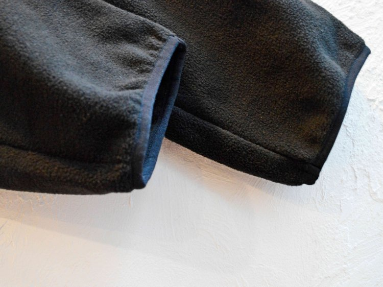 POLAR FLEECE CRIMBING PANTS 【BLACK】 / LAST CHANCE