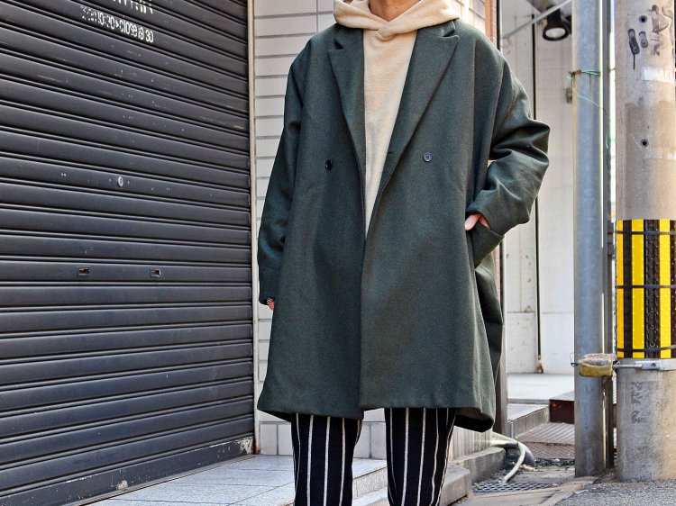 EGG 【DARK GREEN】 / BASISBROEK