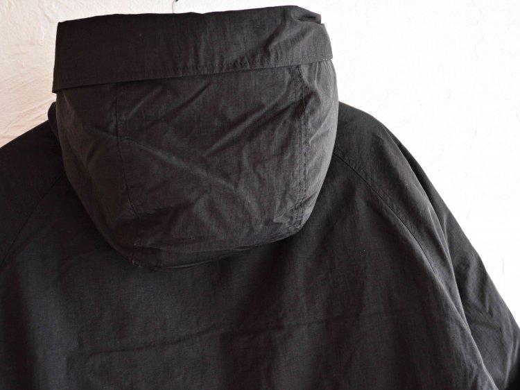 GASHER DOWN 【BLACK】 ガッシャーダウン ブラック / Nasngwam. ナスングワム