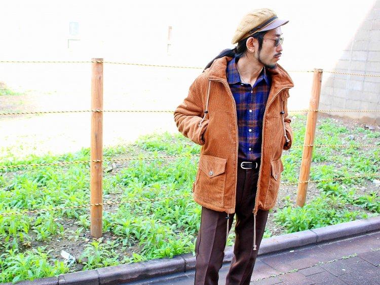 BRUM JACKET 【CAMEL】 / Nasngwam.