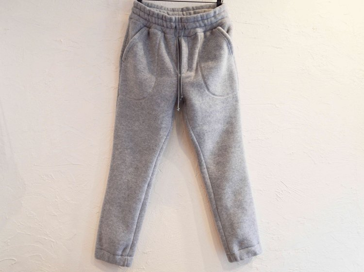 Heather fleece Pants 【Light Grey】 / MOUTAIN EQUIPMENT