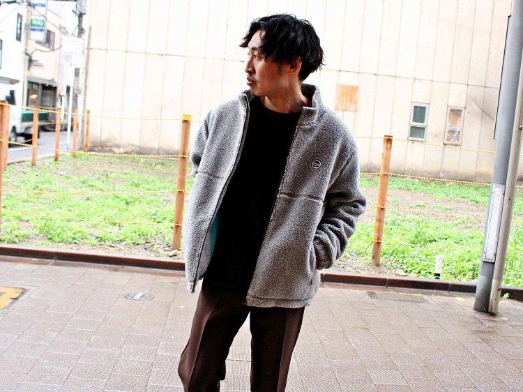 YOSEMITE BOA JK 【GRAY】 / Nasngwam.