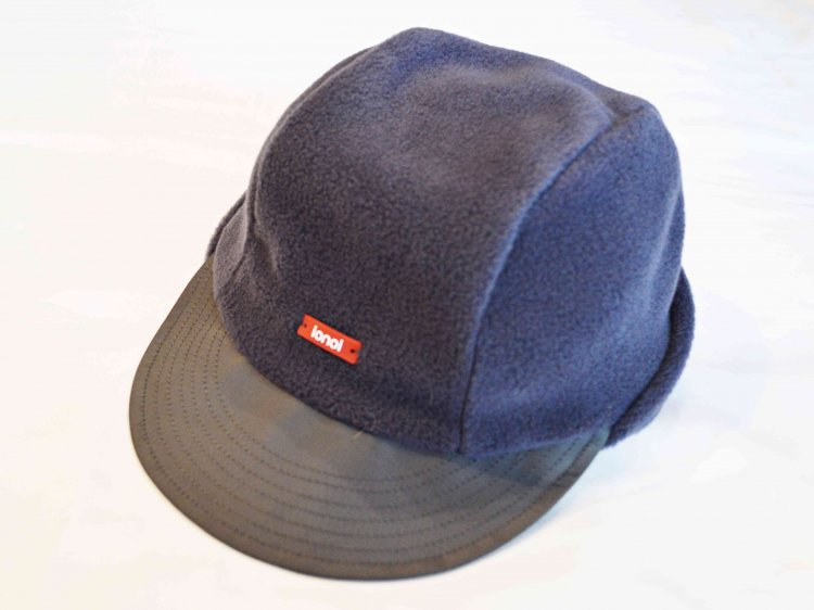 PERITO CAP 【CHARCOAL】 / ionoi