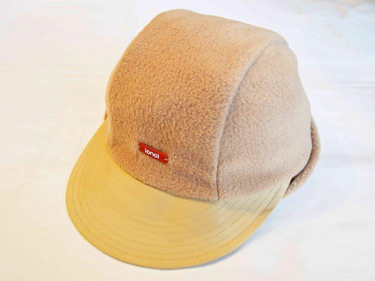 PERITO CAP 【CAMEL】 / ionoi