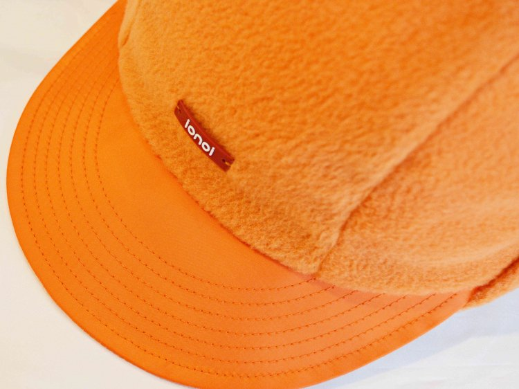 PERITO CAP 【ORANGE】 / ionoi<img class='new_mark_img2' src='https://img.shop-pro.jp/img/new/icons1.gif' style='border:none;display:inline;margin:0px;padding:0px;width:auto;' />