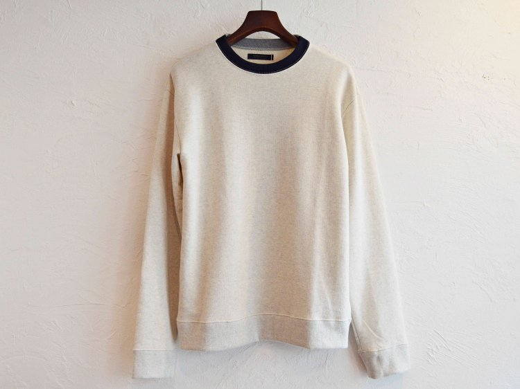 usa cotton sweat 【oatmeal】 / modemdesign