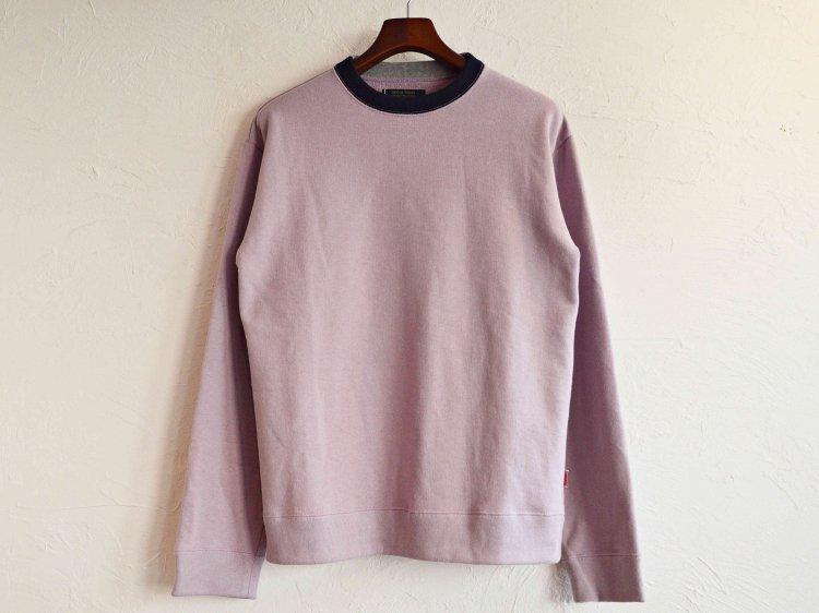 usa cotton sweat 【lavender】 / modemdesign