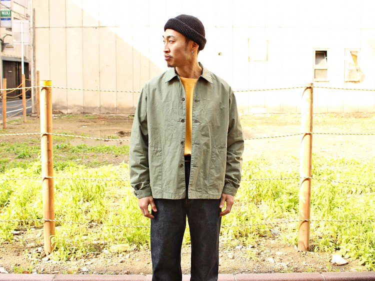 ITARY 【OLIVE】 / necessary or unnecessary