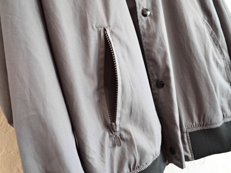 STA JKT 【GRAY】 / necessary or unnecessary