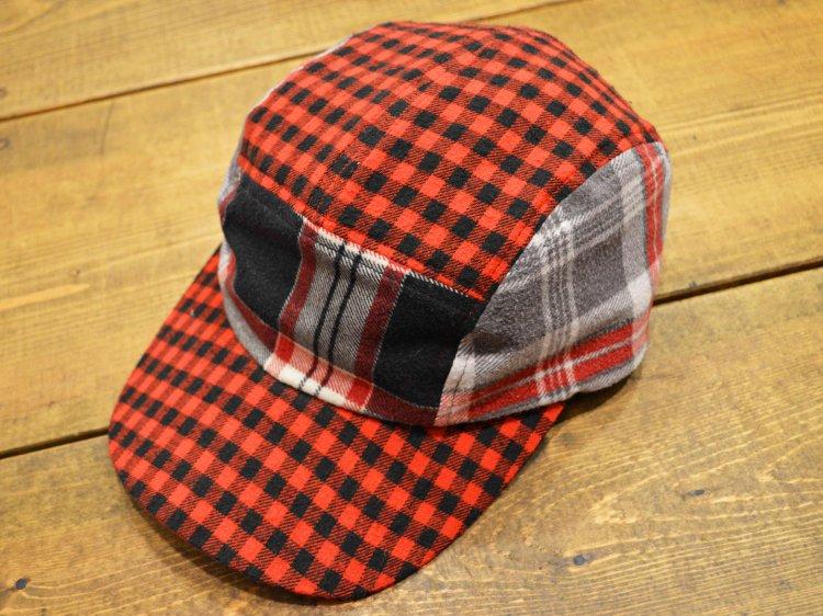AERTS CAP 【RED】 / Nasngwam.