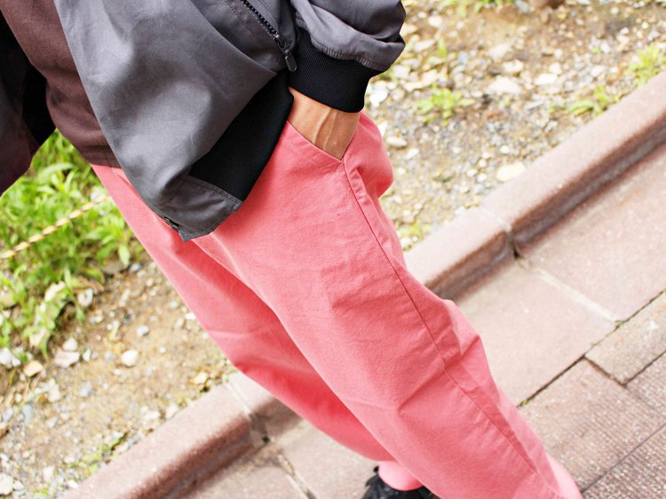 CHINO 【PINK】 / necessary or unnecessary