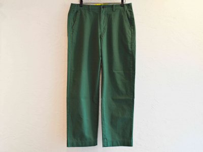 CHINO 【GREEN】 / necessary or unnecessary