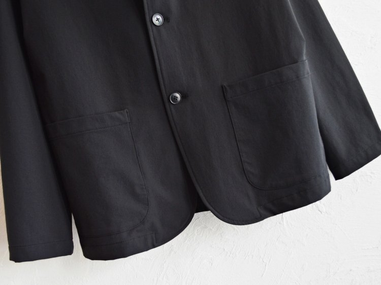 Tech Tailored Jacket 【BLACK】 / MOUTAIN EQUIPMENT