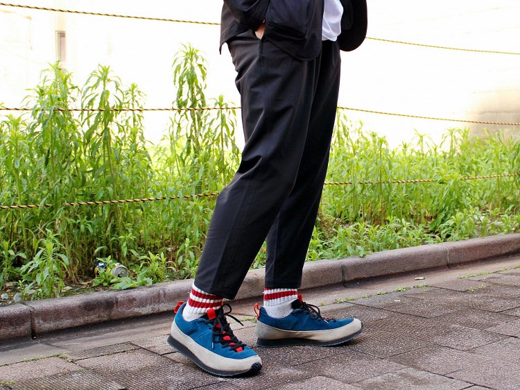 Tech Pants 【BLACK】 / MOUTAIN EQUIPMENT