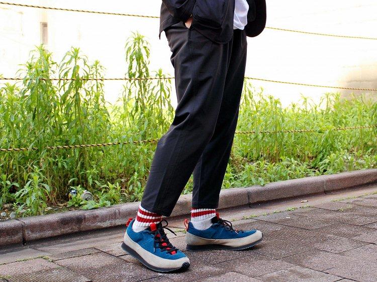 Tech Pants 【BLACK】 / MOUTAIN EQUIPMENT