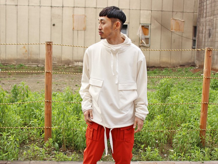 Salvage Parka 【WHITE】 / MOUTAIN EQUIPMENT