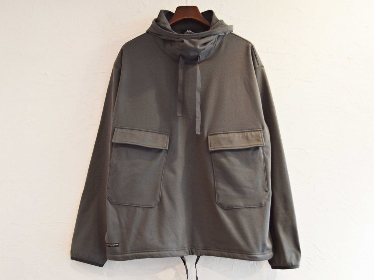 Salvage Parka 【OLIVE】 / MOUTAIN EQUIPMENT