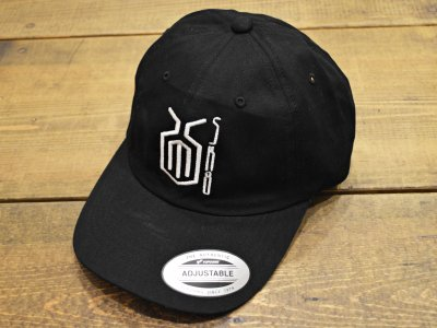 AMS 6 PANEL 【BLACK】 / necessary or unnecessary