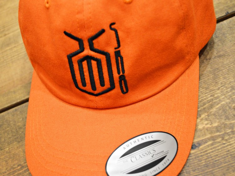 AMS 6 PANEL 【ORANGE】 / necessary or unnecessary