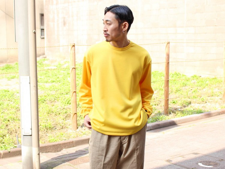 COUNTRY CREW 【YELLOW】 / Nasngwam.<img class='new_mark_img2' src='https://img.shop-pro.jp/img/new/icons1.gif' style='border:none;display:inline;margin:0px;padding:0px;width:auto;' />