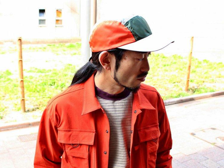 EMIT CAP 【BEIGE】 / Nasngwam.