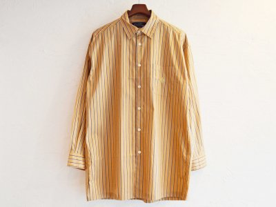 ST Long Shirt 【Yellow】 / ALDIES<img class='new_mark_img2' src='https://img.shop-pro.jp/img/new/icons1.gif' style='border:none;display:inline;margin:0px;padding:0px;width:auto;' />